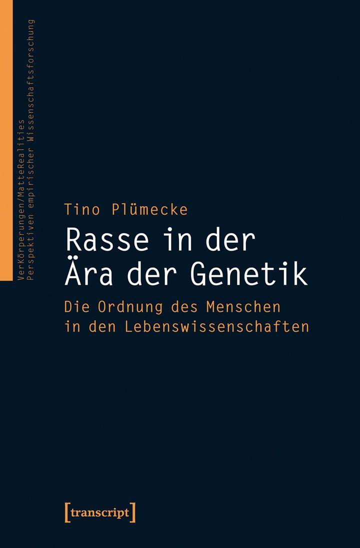 Cover Rasse in der Ära der Genetik